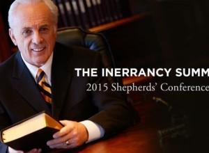 Cumbre sobre la inerrancia de la Biblia John MacArthur
